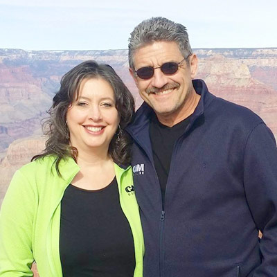 Jake and Sandy Poffenberger, Owners